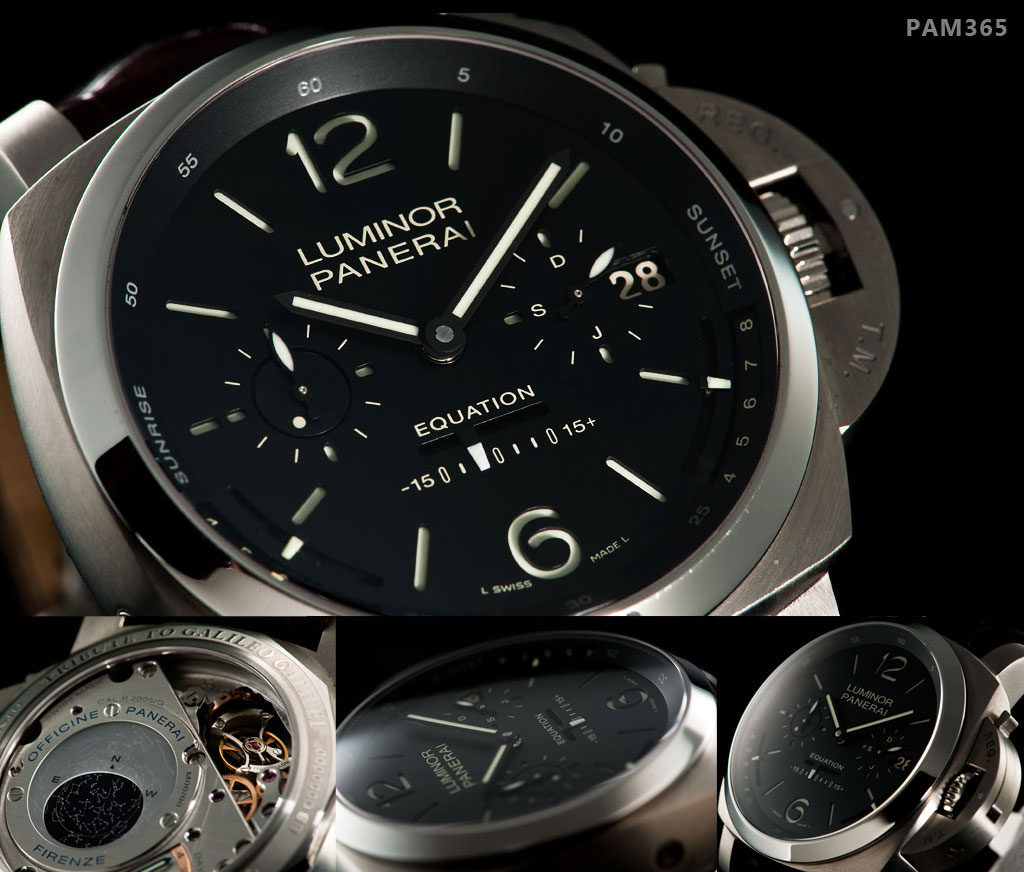 Panerai Equation of Time Replica Watches