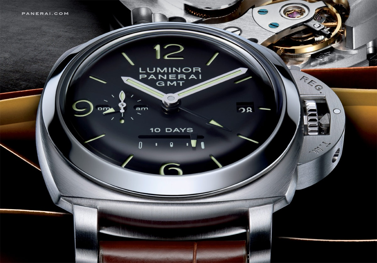 watches edition news blue dial special luxois panerai