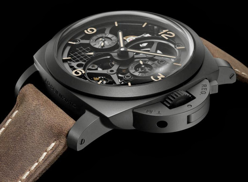 Panerai Tourbillon Replica Luminor Tourbillon Fake