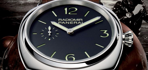 Panerai Luminor Chrono Replica Watches